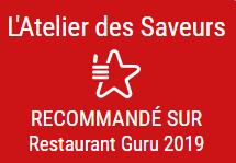 Recommandation Restaurant Guru